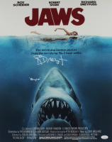 """Richard Dreyfuss Signed """"Jaws"""" 16x20 Photo Inscribed """"Hooper"""" (JSA Hologram) at PristineAuction.com"""