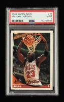 Michael Jordan 1993-94 Topps Gold #23 (PSA 9) at PristineAuction.com