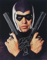 "Billy Zane Signed ""The Phantom"" 11x14 Photo with Hand Drawn Sketch (AutographCOA COA) at PristineAuction.com"
