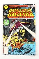 "1979 ""Battlestar Galactica"" Vol. 1 Issue #1 Marvel Comic Book at PristineAuction.com"