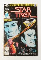 """Star Trek"" Vol. 1 Issue #1 Marvel Comic Book at PristineAuction.com"