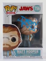 "Richard Dreyfuss Signed ""Jaws"" #756 Matt Hooper Funko Pop! Vinyl Figure (Beckett Hologram) at PristineAuction.com"