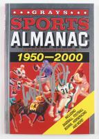 "Michael J. Fox Signed ""Grays Sports Almanac: 1950-2000"" Paperback Book (ACOA COA) at PristineAuction.com"