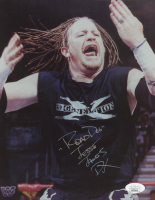 "Road Dogg Signed WWE 8x10 Photo Inscribed ""Jesse James"" (JSA COA) at PristineAuction.com"