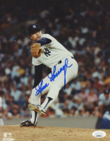 """Rich """"Goose"""" Gossage Signed Yankees 8x10 Photo Inscribed (JSA COA) at PristineAuction.com"""