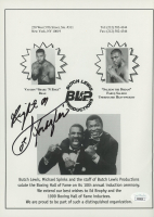 """Smokin"" Joe Frazier Signed 8x10 Magazine Page Photo Inscribed ""Right on"" (JSA COA) at PristineAuction.com"