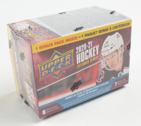 2020-21 Upper Deck Extended Series Hockey Blaster Box with (7) Packs at PristineAuction.com