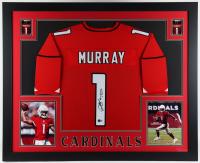 Kyler Murray Signed 35x43 Custom Framed Jersey Display (Beckett Hologram) at PristineAuction.com