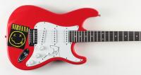 "Dave Grohl Signed 39"" Nirvana Logo Full-Size Electric Guitar (JSA Hologram) at PristineAuction.com"
