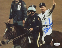 Wade Boggs Signed Yankees 8x10 Photo (JSA COA) at PristineAuction.com