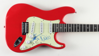 """Sammy Hagar & Michael Anthony Signed 39"""" Full-Size Electric Guitar (JSA LOA) at PristineAuction.com"""