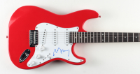 """Bryan Ferry Signed Full-Size 39"""" Electric Guitar (JSA Hologram) at PristineAuction.com"""