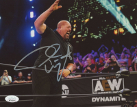 The Big Show Signed 8x10 Photo (JSA COA) at PristineAuction.com