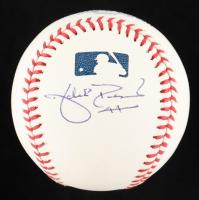 Jake Peavy Signed OML Baseball (JSA COA) at PristineAuction.com