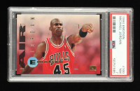 Michael Jordan 1994-95 Emotion #100 (PSA 7) at PristineAuction.com