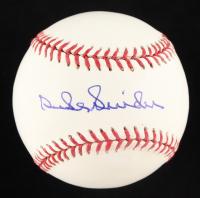Duke Snider Signed OML Baseball  (PSA COA) at PristineAuction.com