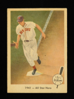 Ted Williams 1959 Fleer #18 1941 All-Star Hero at PristineAuction.com