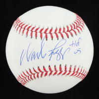 "Wade Boggs Signed OML Baseball Inscribed ""HOF 05"" (JSA COA) at PristineAuction.com"