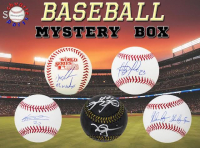 Schwartz Sports - Baseball Signed Mystery Box - Series 9 (Limited to 100) (Pristine Exclusive Edition) at PristineAuction.com