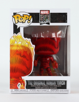 The Original Human Torch - Marvel Comics 80th Anniversary #501 Funko Pop! Vinyl Figure at PristineAuction.com
