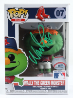 Wade Boggs Signed Wally the Green Monster #07 Funko Pop! Vinyl Figure (JSA COA) (See Description) at PristineAuction.com