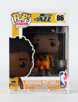 Donovan Mitchell - Jazz - Basketball #86 Funko Pop! Vinyl Figure at PristineAuction.com