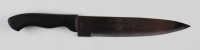 """Will Sandin Signed """"Halloween"""" Stainless Steel Knife Inscribed """"Michael Age 6"""" (Legends COA) at PristineAuction.com"""