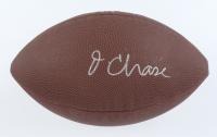 Ja'Marr Chase Signed NFL Logo Football (JSA COA) at PristineAuction.com