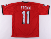 Jake Fromm Signed Jersey (Beckett Hologram) at PristineAuction.com