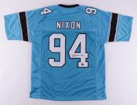 Daviyon Nixon Signed Jersey (Beckett Hologram) at PristineAuction.com
