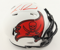 Lavonte David Signed Buccaneers Lunar Eclipse Alternate Speed Mini Helmet (JSA COA) at PristineAuction.com