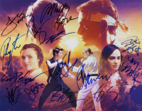 """Cobra Kai"" 11x14 Photo Cast-Signed by (14) with Ralph Macchio, William Zabka, Mary Mouser & Peyton List (ACOA LOA) at PristineAuction.com"