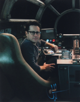 "J.J. Abrams Signed ""Star Wars Episode VII: The Force Awakens"" 11x14 Photo (ACOA Hologram) (See Description) at PristineAuction.com"