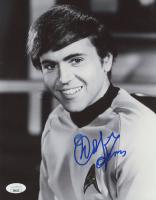 "Walter Koenig Signed ""Star Trek: The Original Series"" 8x10 Photo (JSA COA) (See Description) at PristineAuction.com"