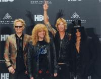 Steven Adler Signed Guns N' Roses 8x12 Photo (ACOA COA) at PristineAuction.com