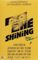 """Shelley Duvall Signed """"The Shining"""" 11x17 Movie Poster (Beckett COA) at PristineAuction.com"""
