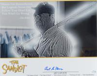 """Art LaFleur Signed """"The Sandlot"""" 11x14 Photo (ACOA COA) at PristineAuction.com"""