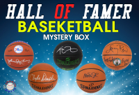 Schwartz Sports Basketball Hall of Famer Signed Basketball Mystery Box - Series 6 (Limited to 75) (HALL OF FAMER IN EVERY BOX!!) at PristineAuction.com