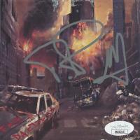 "T.I. Signed ""**** Da City Up"" CD Cover (JSA COA) at PristineAuction.com"