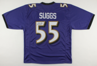 Terrell Suggs Signed Jersey (JSA COA) at PristineAuction.com