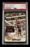 Kobe Bryant 1997 Upper Deck Nestle Crunch Time #CT22 (PSA 10) at PristineAuction.com