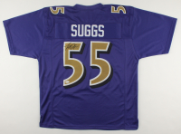 Terrell Suggs Signed Jersey (JSA Hologram) at PristineAuction.com