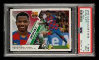 Ansu Fati 2019-20 Panini Colecciones Este La Liga Stickers #13BIS (PSA 9) at PristineAuction.com