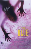 """Kevin Dillon Signed """"The Blob"""" 11x17 Movie Poster (Beckett COA) at PristineAuction.com"""
