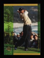 Tiger Woods 2001 Upper Deck #124 DM at PristineAuction.com