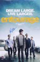 """Kevin Dillon Signed """"Entourage"""" 11x17 Movie Poster (Beckett COA) at PristineAuction.com"""
