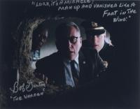 "Bob Gunton Signed ""The Shawshank Redemption"" 11x14 Photo with Multiple Inscriptions (ACOA COA) at PristineAuction.com"