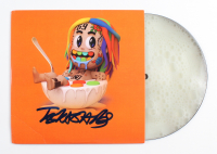 "Tekashi 6is9ine Signed ""Yaya"" Vinyl Record Album (Beckett COA) (See Description) at PristineAuction.com"