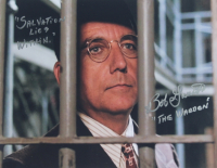 """Bob Gunton Signed """"The Shawshank Redemption"""" 11x14 Photo Inscribed """"The Warden"""" & """"Salvation Lies Within."""" (ACOA COA) at PristineAuction.com"""