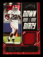 Najee Harris 2021 Panini Chronicles Draft Picks Playbook Down and Dirty Materials #10 at PristineAuction.com